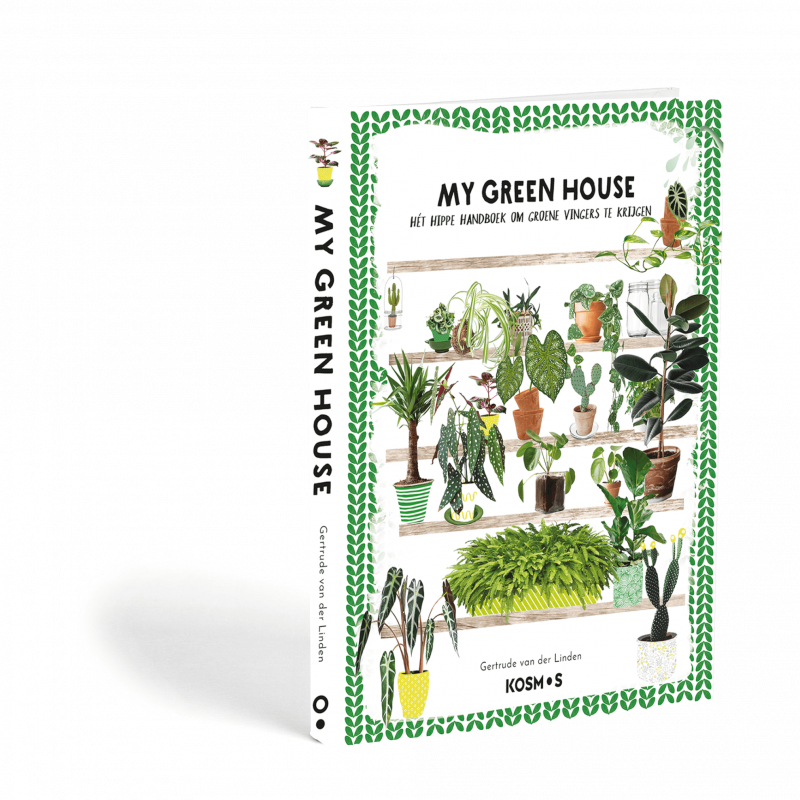 My Green House boek