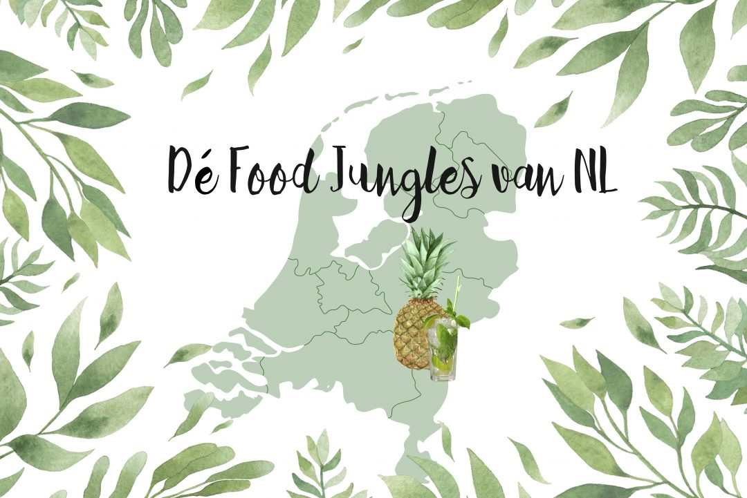 Food jungles in Nederland