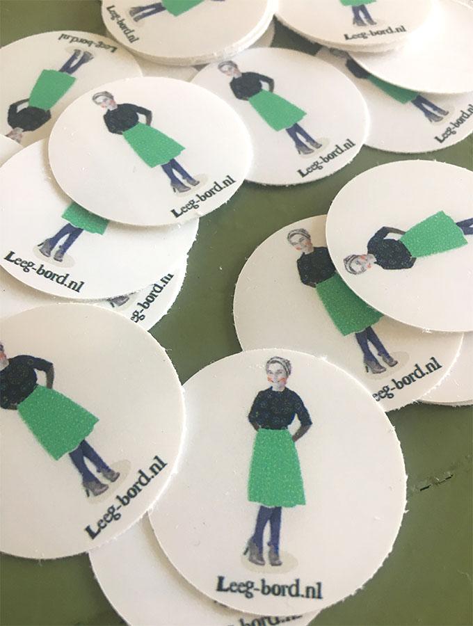 MiniMe stickers